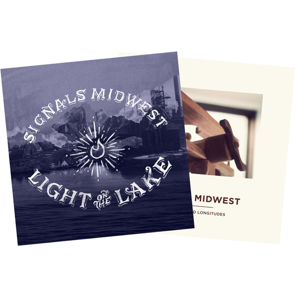 Signals Midwest - Light On The Lake + Latitudes And Longitudes LP Bundle