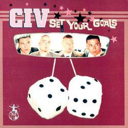 CIV - Set Your Goals LP (Transparent Pink Vinyl)