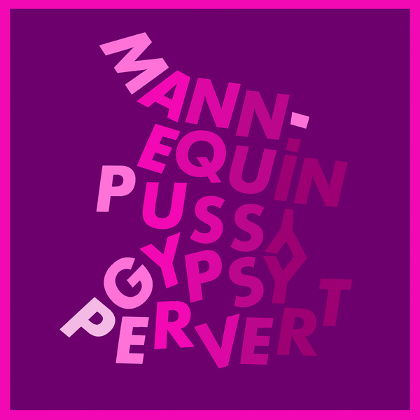 Mannequin Pussy - Gypsy Pervert LP Pre-Order