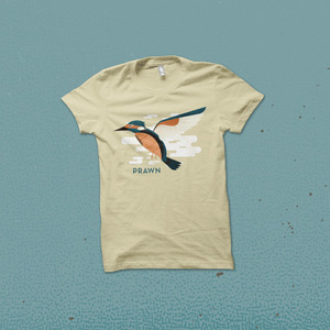 Prawn - Kingfisher Shirt
