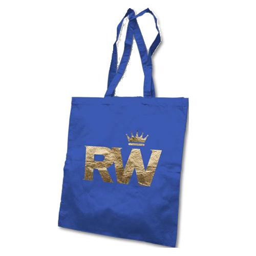 Blue RW Tote Bag