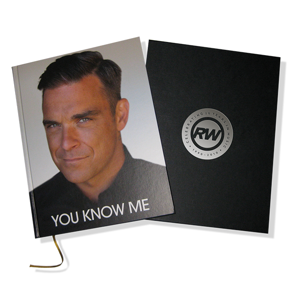 You Know Me - Limited Deluxe Edition