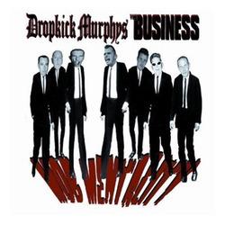Dropkick Murphys/The Business - Mob Mentality (Split Vinyl)