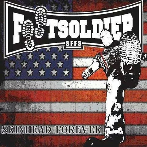 Footsoldier - Skinhead Forever E.P. (1st & 2nd Pressing)