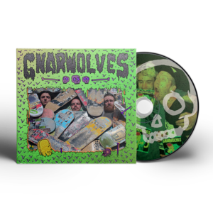 Gnarwolves - CD