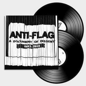 Anti-Flag - A Document Of Dissent LP + MP3