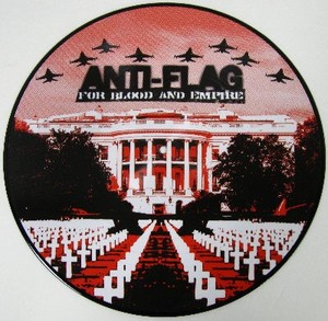 Anti-Flag - For Blood And Empire LP (Picture Disc) + MP3