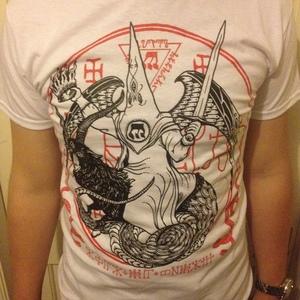 Karmazid - Black Flame Processant T-Shirt