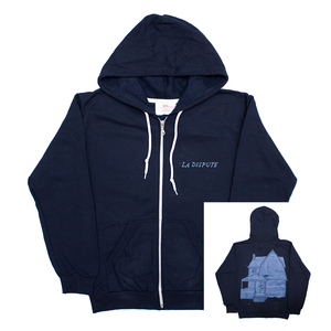 Neighbour - Navy Hoody