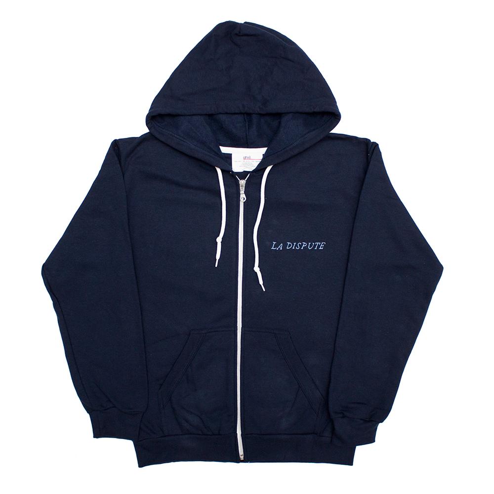La dispute hoodie