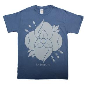 Flower - Indigo Blue T-Shirt