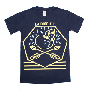 Skull Badge - Navy T-Shirt