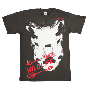 Foxes - Charcoal T-Shirt