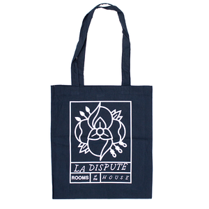 Rooms of the House - Navy Tote Bag