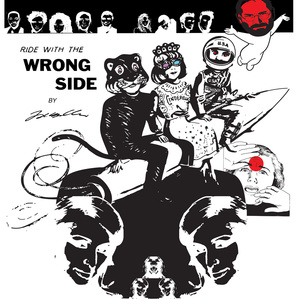 Todd Congelliere - Wrong Side LP