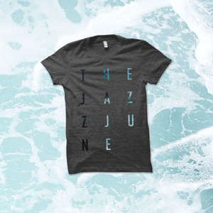 The Jazz June - Letters T-Shirt