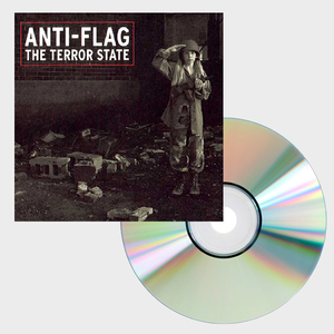 Anti-Flag - The Terror State CD