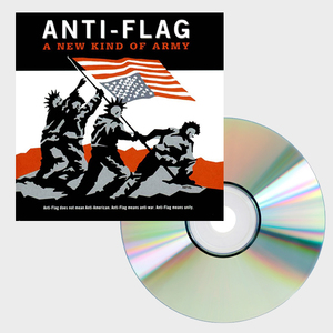 Anti-Flag - A New Kind Of Army CD