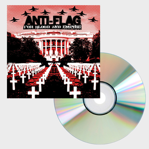 Anti-Flag - For Blood And Empire CD