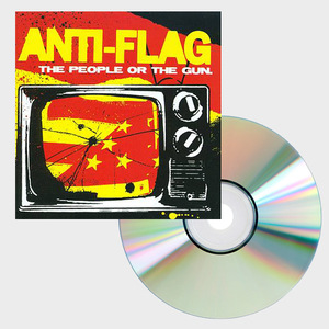 Anti-Flag - The People Or The Gun CD