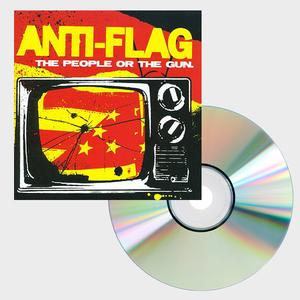 Anti-Flag - The People Or The Gun CD