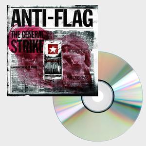 Anti-Flag - The General Strike CD