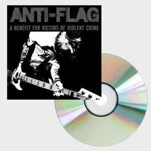 Anti-Flag - Benefit For Victims Of Violent Crime CD