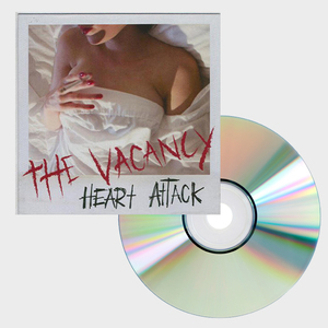 The Vacancy - Heart Attack CD