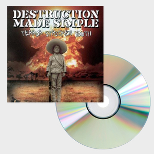 Destruction Made Simple - Terror Stricken Youth CD