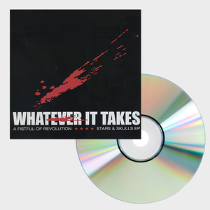 Whatever It Takes - Fistful Of Revolution CD