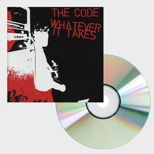 The Code / Whatever It Takes - Split CD