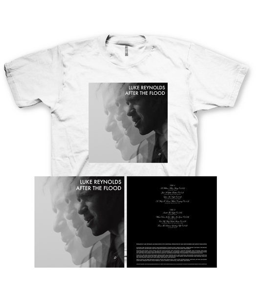 After The Flood Vinyl LP + T-Shirt Bundle