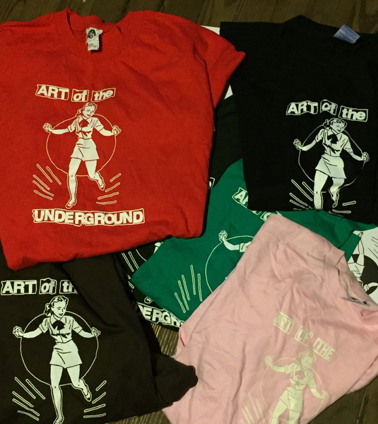 Art Of The Underground T-Shirt