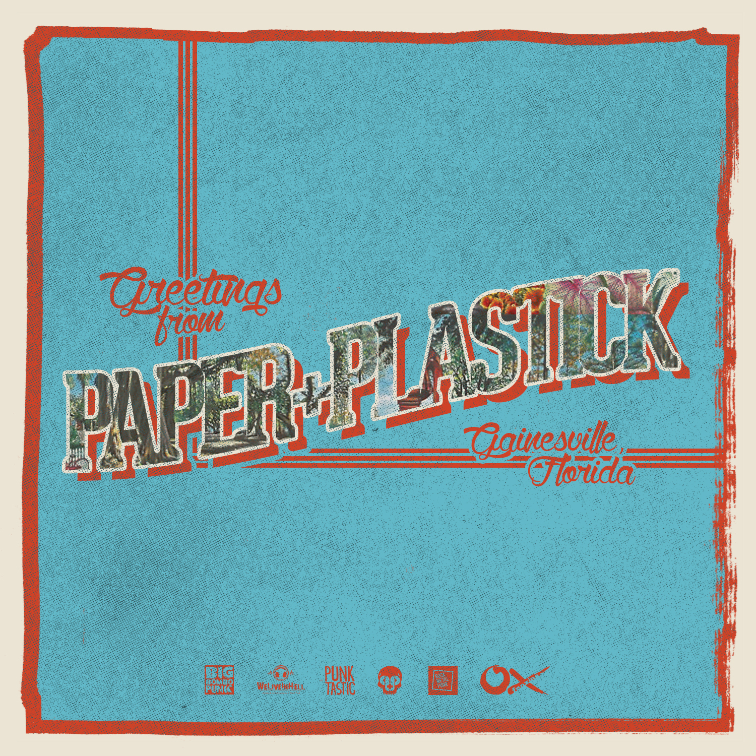 Greetings From... Paper + Plastick Compilation