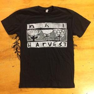 Nai Harvest - Flower Shirt Black