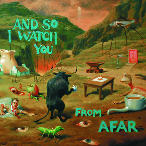 And So I Watch You From Afar -  ASIWYFA W/ Letters EP Bonus