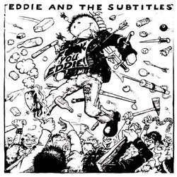 Eddie and the Subtitles - Fuck You Eddie! LP (colored vinyl)