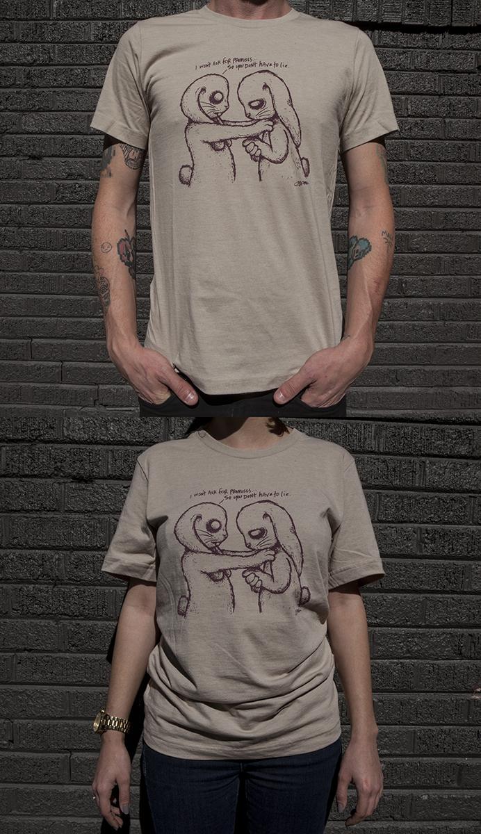*NEW* 'PROMISES' T-Shirt