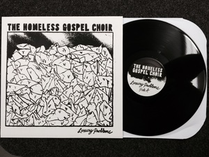 The Homeless Gospel Choir - Luxury Problems LP + CD