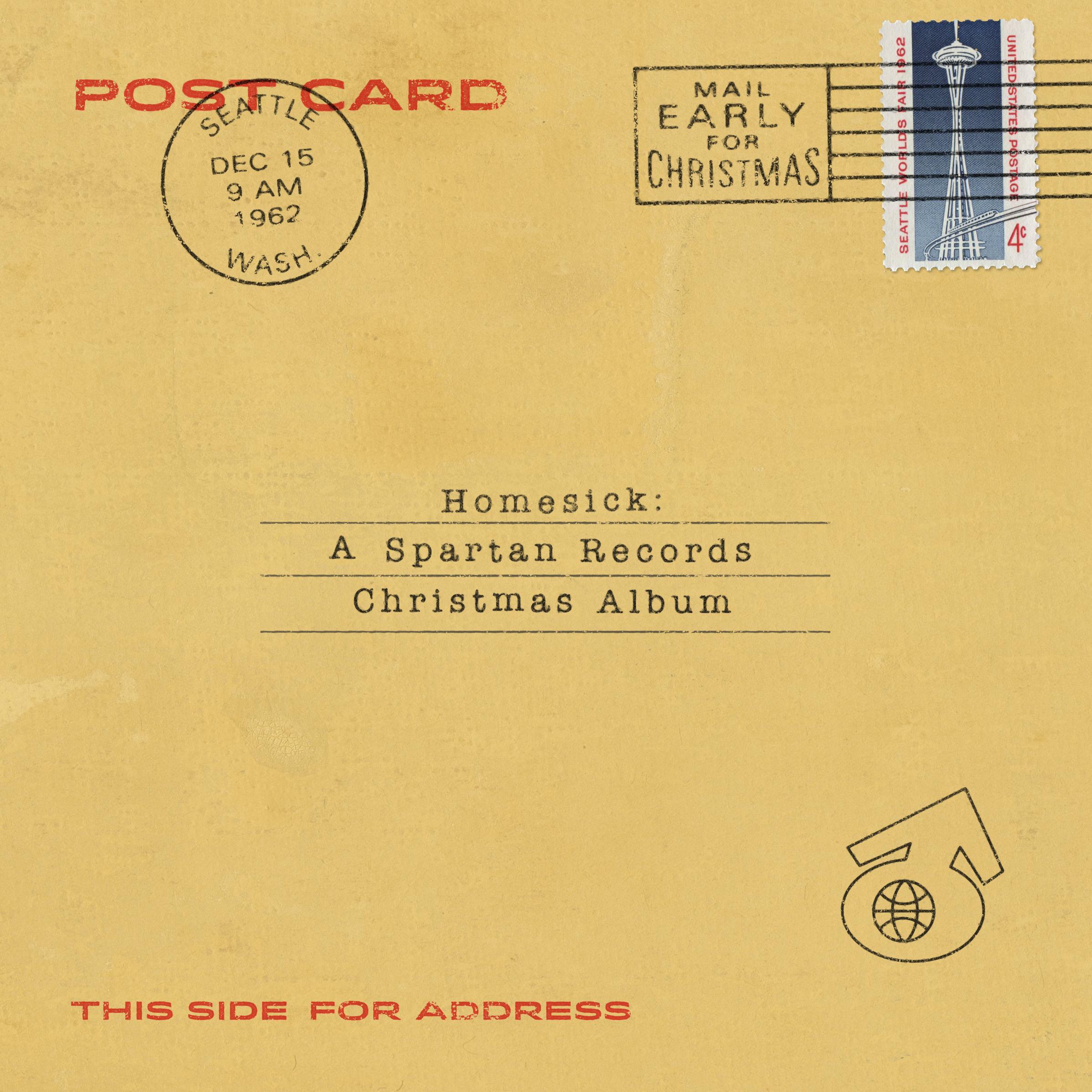 homesick a spartan records christmas album spartan records