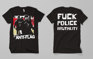 Anti-Flag - Fuck Police Brutality T-Shirt