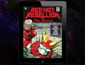 The Mission Digital Graphic Novel - $5