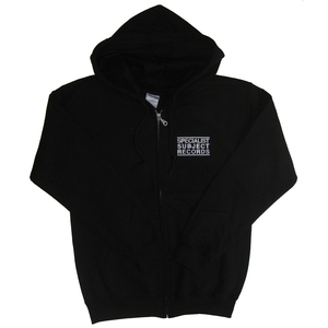 Specialist Subject - Embroidered Logo Zip Up Hoodie