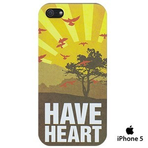 Have Heart 'The Things We Carry' iPhone Case