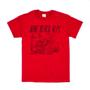 Nine Black Alps T-Shirt - SALE