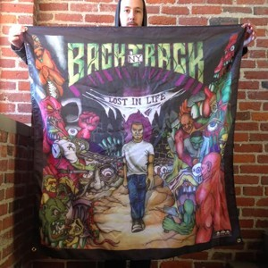 Backtrack 'Lost In Life' Banner