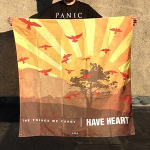 Have Heart 'The Things We Carry' Banner