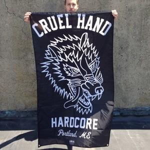 Cruel Hand 'Wolf' Banner