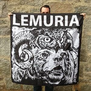 Lemuria 'Ram Owl' Banner