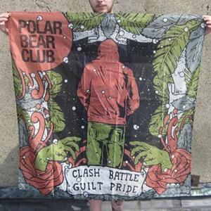 Polar Bear Club 'Clash Battle Guilt Pride' Banner